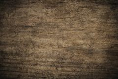 Old grunge dark textured wooden background,The surface of the old brown wood texture,top view brown wood panelitng stock images