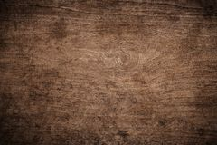Old grunge dark textured wooden background,The surface of the old brown wood texture,top view teak wood paneling royalty free stock photos