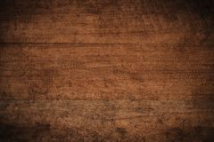 Old grunge dark textured wooden for background stock photography
