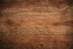 Old grunge dark textured wooden background,The surface of the old brown wood texture,top view brown wood panelitng stock photo