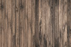 Free Old Grunge Dark Textured Wooden Background,The Surface Of The Old Brown Wood Texture, Top View Brown Pine Wood Paneling Stock Photo - 141857500