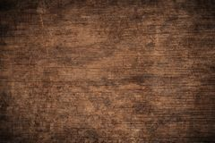 Old Grunge Dark Textured Wooden Background,The Surface Of The Old Brown Wood Texture,top View Brown Wood Paneling Royalty Free Stock Image