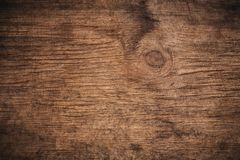 Free Old Grunge Dark Textured Wooden Background,The Surface Of The Old Brown Wood Texture,top View Brown Wood Paneling Royalty Free Stock Image - 146197226