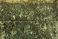 Old grunge decay wall with crumbling paint Royalty Free Stock Photography