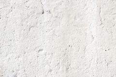 Old grunge dirty cracked vintage light grey concrete and cement mold texture wall or floor background stock photo