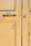 Old Grunge Door Royalty Free Stock Photography