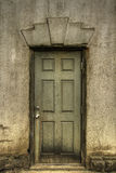 Old Grunge Door Royalty Free Stock Image