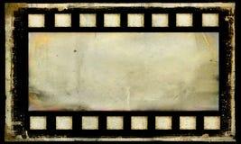 Old grunge film strip frame background. Bank old grunge film strip frame background Royalty Free Stock Photos