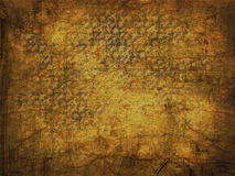 Old grunge floral background Royalty Free Stock Photo