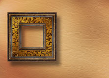 Old grunge frames Victorian style Stock Image