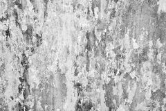 Old grunge gray concrete wall Stock Photography