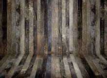 Old grunge interior Royalty Free Stock Images