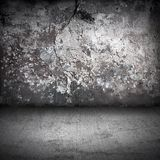 Old grunge interior background Royalty Free Stock Image