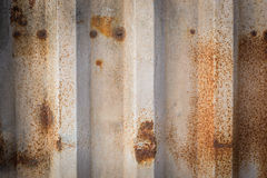Old grunge metal texture Stock Image