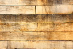 Old grunge oakwood timber floor surface Stock Image