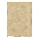Old grunge paper. With space for text Stock Photos