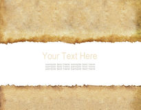 Old grunge paper Royalty Free Stock Photography