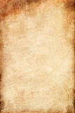 Old grunge paper background Stock Images