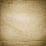 Old grunge paper background. stock image