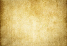 Old grunge paper background. Royalty Free Stock Images