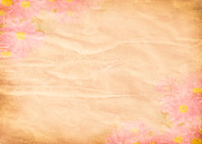 Old grunge paper background Royalty Free Stock Photo
