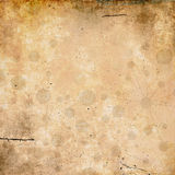 Old grunge paper. Royalty Free Stock Photo