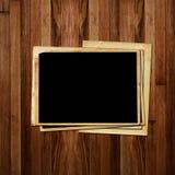 Old grunge paper frames Stock Images
