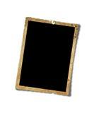 Old grunge paper frames stock image