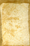 Old grunge paper texture Stock Images