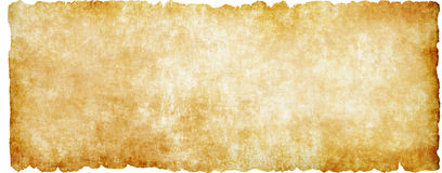 Old grunge paper texture. Stock Photos