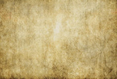 Old grunge paper texture. stock images