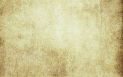 Old grunge paper texture. stock photo