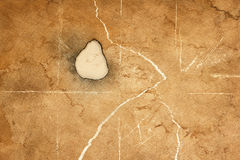Old  grunge paper texture Royalty Free Stock Photos