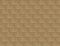 Old, grunge plaiting fabric texture Royalty Free Stock Photos