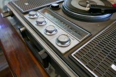 Old grunge radio Stock Photo