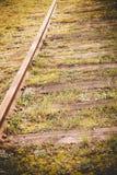 Old Grunge Railroad Royalty Free Stock Photo