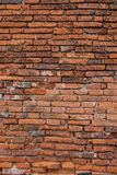 Old and grunge red brick background texture Royalty Free Stock Photo