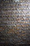 Old grunge red brick wall background texture royalty free stock photography