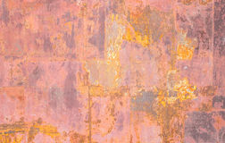 Old grunge rusty metal texture and background Royalty Free Stock Photography