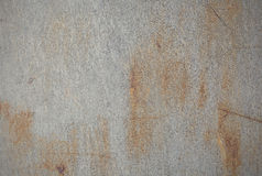 Old grunge rusty zinc wall Royalty Free Stock Photos
