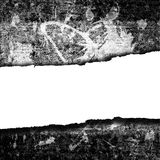 Old grunge texture with space for text Stock Image
