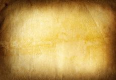 Old grunge textured paper background Stock Photography