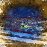 Old Grunge Wall Royalty Free Stock Images