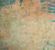 Old Grunge wall background with details Royalty Free Stock Images