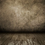 Old grunge wall background Stock Photography