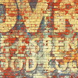 Old Grunge Wall Stock Photos