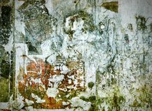 Old grunge wall texture Stock Image