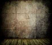 Old grunge wall. Stock Photography
