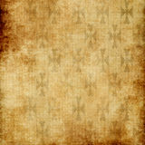 Old grunge wallpaper paper texture royalty free illustration
