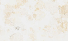 Old grunge watercolor splatter paper Royalty Free Stock Photos
